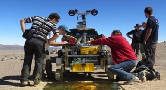 ЕКА ( Европейское Космическое Агентство) начало подготовку марсохода