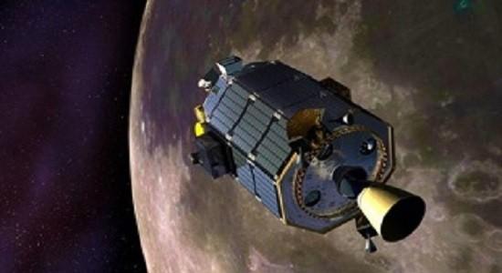 Изучена атмосфера Луны
