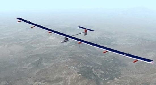 Solar Impulse 2 (самолет на солнечных батареях)