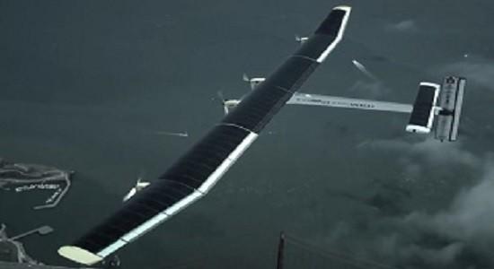 Solar Impulse 2 летательный аппарат отличающийся высокой энергоэффективностью
