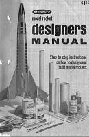 Model Rocket Desidned Manual - 1971