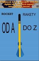 """""""Rakety od A do Z"""" Самиздат, (чешский язык), 2003 год, 57 стр."""