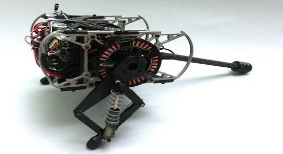 Робот тушканчик