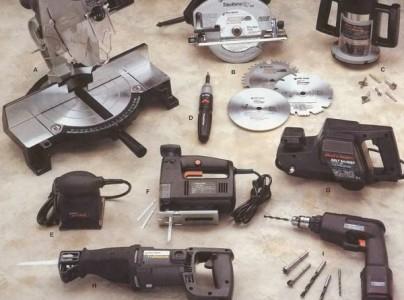 Необходимый электроинструмент