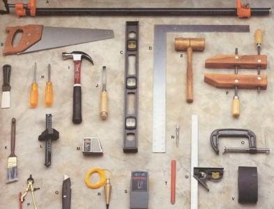 Необходимый ручной инструмент