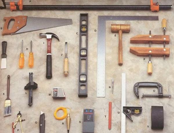 Сделать строительный инструмент своими руками