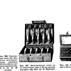 Справочник по комплектации боеприпасов германской артиллерии