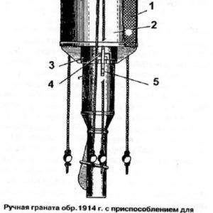 Ручная граната образца 1914 года
