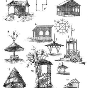 Садовые беседки