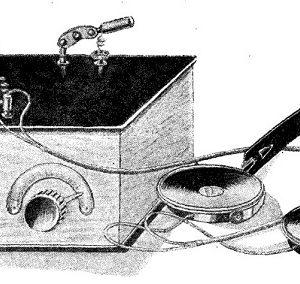 Самодельный детекторный приемнок
