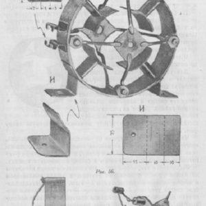 Конструкция статора