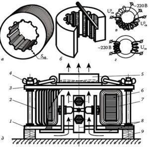 Сварочный-аппарат-из-статора-электродвигателя
