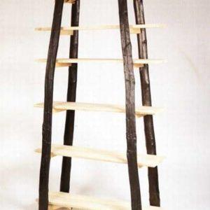 Этажерка-образец работы из дерева